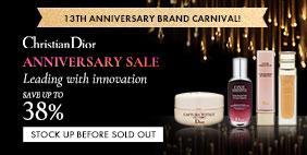 Christian Dior Anniversary SALE