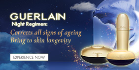GUERLAIN Night Regimen 🌙 Bring to skin longevity