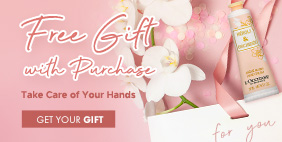 Take Care of Your Hands 👏 Free Gift with Purchase 🎁