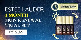 [Limited Offer] Estée Lauder 1 Month Skin Renewal Trial Set