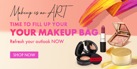 Time to fill up your makeup bag  💄 Refresh your outlook NOW