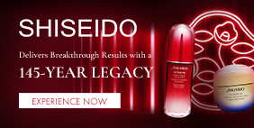 SHISEIDO - Delivers Breakthrough Results with a 145-Year Legacy