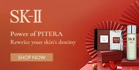 [SK-II] Power of PITERA - Rewrite your skin's destiny