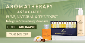 Pure, Natural & the Finest Indulge in Aromatherapy Associates 🍃 [TAKE 20% OFF] CODE: AROMA20