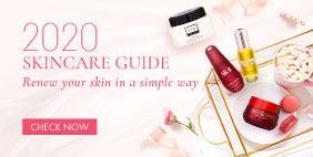 New Year Skincare