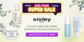 Mid-Year SUPER SALE: Sisley