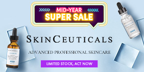 Mid-Year SUPER SALE: SkinCeuticals