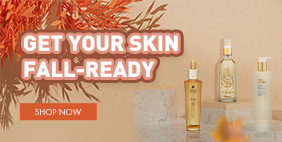 Get Your Skin Fall-ready 🍂 Change Up Your Skincare Routine for Autumn