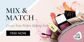 Mix & Match! Create Your Perfect Makeup Style.