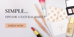Simple… Tips for a Natural Makeup
