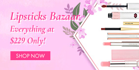 Lipsticks Bazaar 💄 Everything at $229 Only! [SHOP NOW] 💋