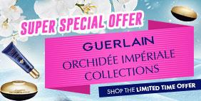COSME-DE x Guerlain Orchidée Impériale Winter Essential Wonder 4 ⚜️ SUPER SPECIAL OFFER
