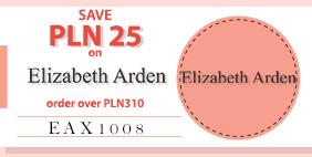 SAVE USD6 on Elizabeth Arden NOW!