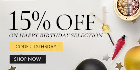 🎁15% Off On Happy Birthday 🎂 Selection [CODE: 12THBDAY] 🎈