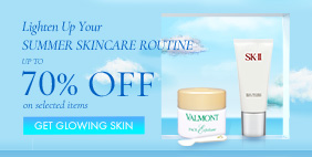 Lighten Up Your Summer Skincare Routine ☀️ Up to 70% Off on selected items  [GET GLOWING SKIN]