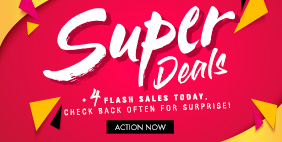 SUPER DEALS ♥ Surprise Offer of the Year ♥