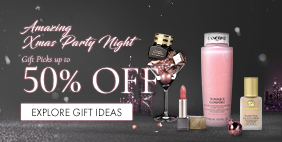 Amazing Xmas Party Night: Gift Picks Up to 50% OFF Explore Gift Ideas