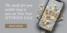 Beauty without limits. The made-for-you mobile shop is now on New Year Sitewide Sale. Shop Now