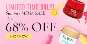 Limited Time Only! Summer MEGA SALE | Up to 68% OFF [SHOP NOW]