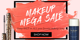 MAKEUP MEGA SALE - Crazy SALE on ALL your favorite makeup items