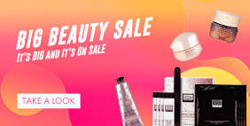 BIG BEAUTY SALE - It's BIG and It's On SALE
