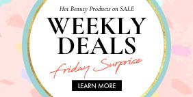 Weekly Deals: Enter Code [SPECIAL15] Enjoy 15% Off!