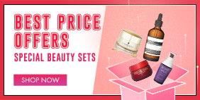 BUY 1 GET 1 FREE!  Special Beauty Sets.