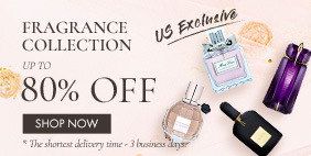 [US Exclusive Fragrance Collection] Elegant to Exotic, Sweet to Spicy | Up to 80% Off