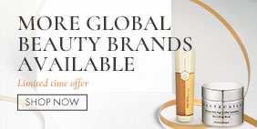 More global beauty brands available! Limited time offer! Check out Must Buy List>>
