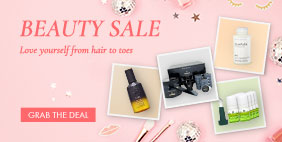 [Beauty SALE]  ♥Love♥ yourself from hair to toes ►GRAB THE DEAL►