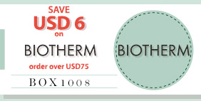 SAVE USD6 on Biotherm NOW!