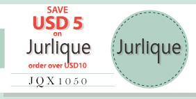 SAVE USD5 on Jurlique NOW!