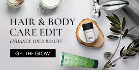 Hair & Body Care Edit ➯Enhance Your Beauty [Get the Glow]