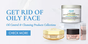 Get rid of oily face 👸 Oil Control & Cleansing Products Collections