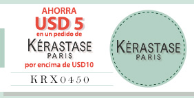 SAVE USD 5 on Kerastase Paris NOW!
