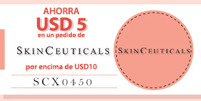 SAVE USD 5 on SkinCeuticals NOW!