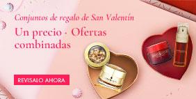 Conjuntos de regalo de San Valentín 💟 Un precio ‧ Ofertas combinadas