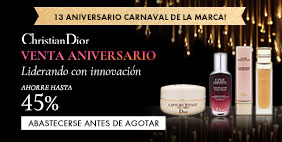 VENTA Aniversario Christian Dior