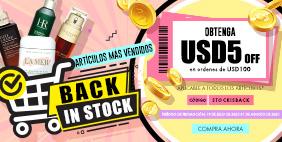Artículos más vendidos ¡DE NUEVO EN STOCK!